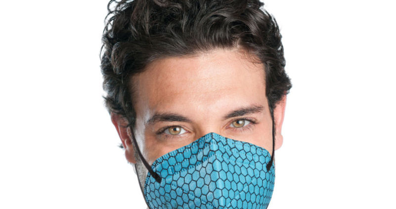 Face Masks in Adult Sizes KN95 / FFP2 Graphene