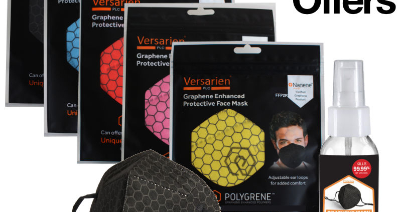 Bundle Discount Face Mask Offers Adult FFP2 R and Children Face Covers
